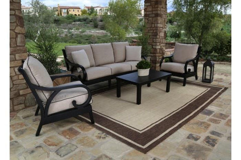 Image of Sunset West Monterey Outdoor Sofa and Chair Collection