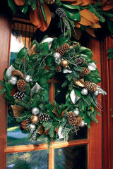 Luxe Forest Wreath