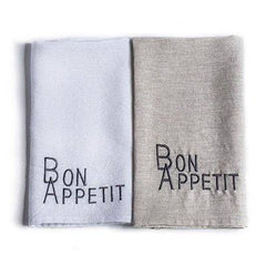Pom Pom at Home Bon Appetit Napkin Set The Garden Gates
