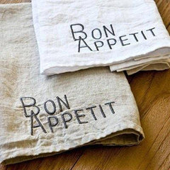 Pom Pom at Home Bon Appetit Napkin Set