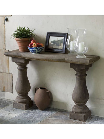 Image of Campania International Vicenza Console Table Kendall and Everett