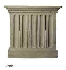 Campania International St. Louis Pedestal The Garden Gates
