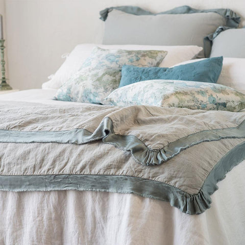 Image of Bella Notte Linens Delphine Personal Comforter