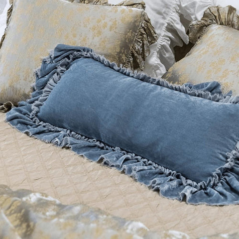 Image of Bella Notte Linens Loulah Throw Pillow Kendall and Everett