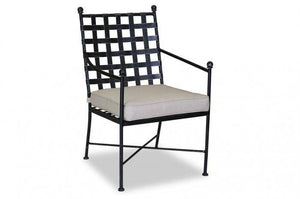 Sunset West Provence Wrought Dining Chair The Garden Gates