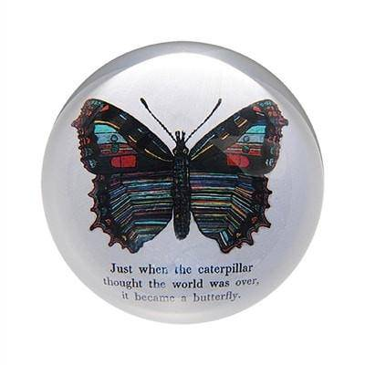 Sugarboo Designs Butterfly Paperweight