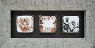 Sugarboo Designs Triple Reclaimed Frames -Kendall & Everett Home