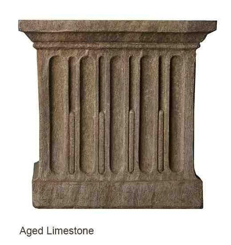 Image of Campania International Low Lenox Pedestal Kendall and Everett