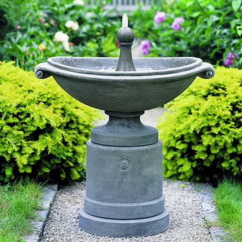 Image of Campania International Medici Ellipse Fountain Kendall and Everett
