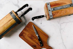 Europe2You Square Knife Block