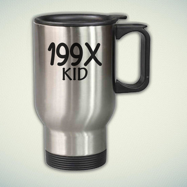 199X Kid 14oz Stainless Steel Travel Mug