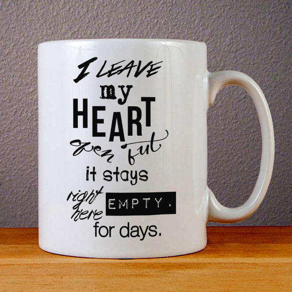 1D Midnight Memories Ceramic Coffee Mugs