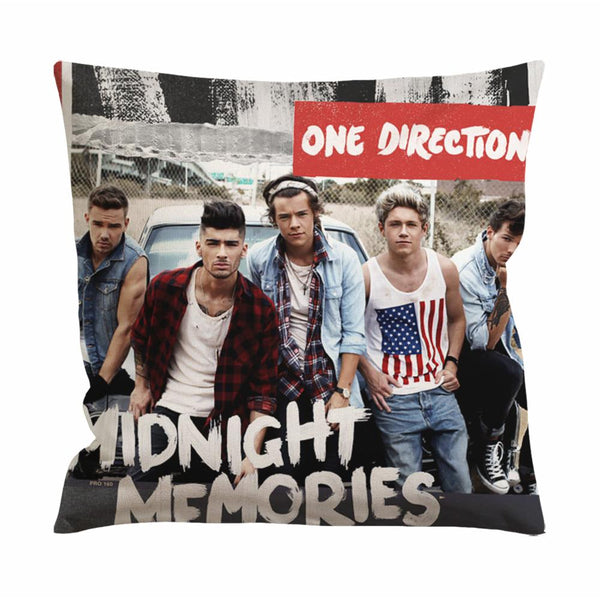 1D Midnight Memories Cushion Case / Pillow Case