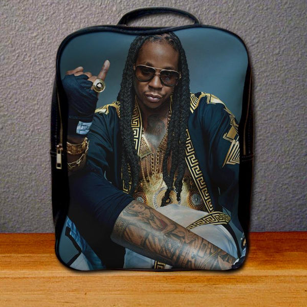 2 Chainz Style Backpack for Student