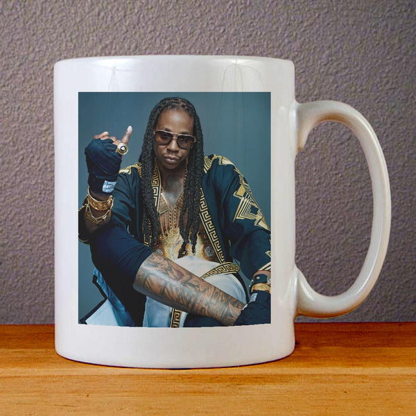 2 Chainz Style Ceramic Coffee Mugs