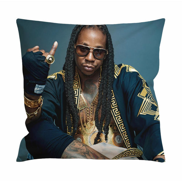 2 Chainz Style Cushion Case / Pillow Case