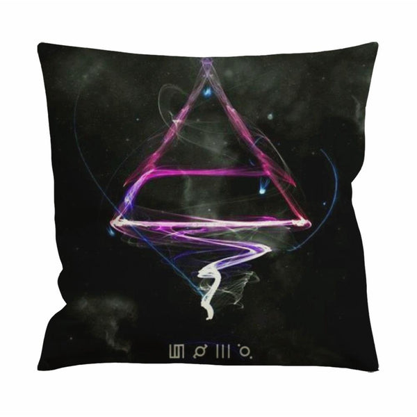 30 seconds to Mars Logo Cushion Case / Pillow Case