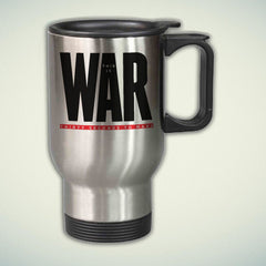 30 Seconds to Mars This is War 14oz Stainless Steel Travel Mug