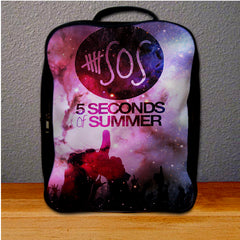 5SOS 5  Seconds Of Summer 5SOS Galaxy Backpack for Student
