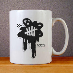 5 Seconds of Summer 2016 Ceramic Coffee Mugs