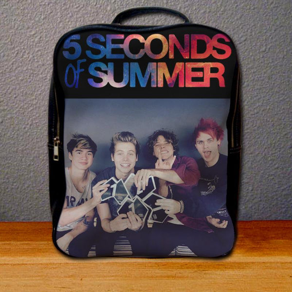 5 Seconds of Summer Backpack for Student