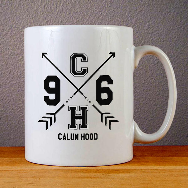5 Seconds of Summer Calum Hood 5SOS Ceramic Coffee Mugs