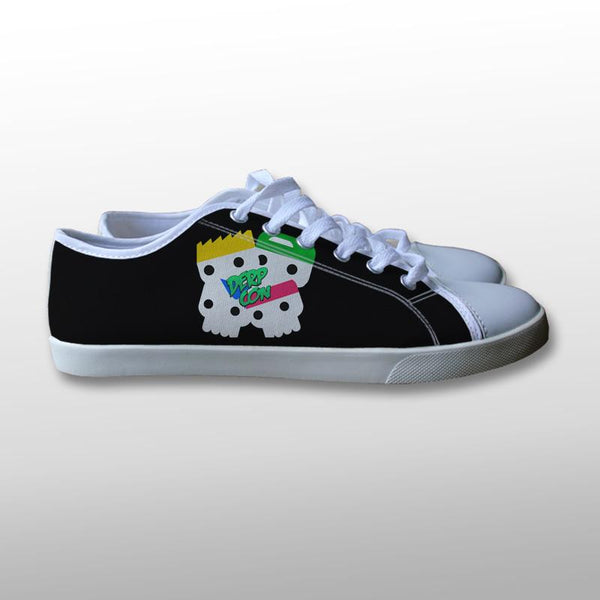 5 Seconds of Summer Derp Con Canvas Shoes