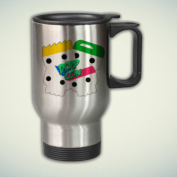 5 Seconds of Summer Derp Con 14oz Stainless Steel Travel Mug