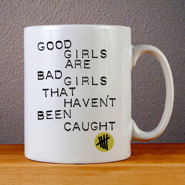 5 Seconds of Summer Good Girl Ceramic Coffee Mugs