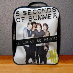 5 Seconds of Summer She Looks So Perfect Backpack for Student