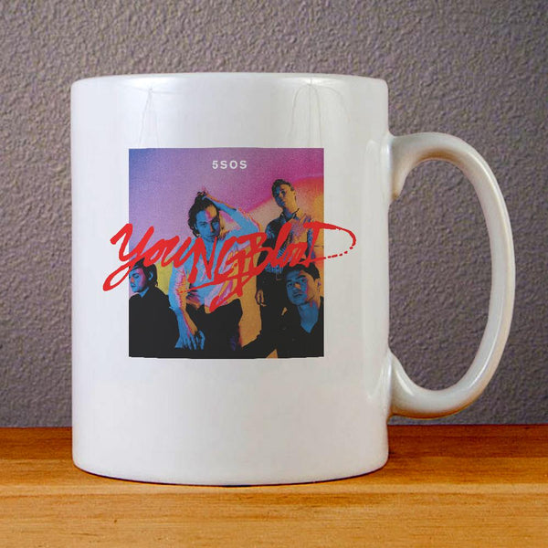 5 Seconds of Summer Youngblood Ceramic Coffee Mugs