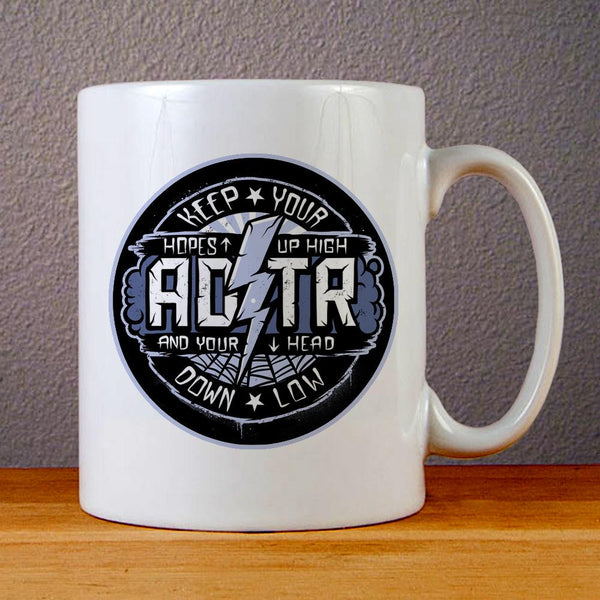 ADTR Keep Your Hopes Ceramic Coffee Mugs