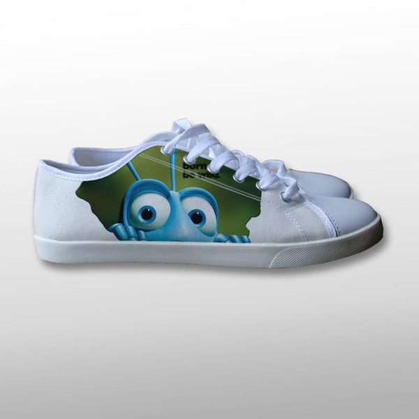 A Bugs Life Canvas Shoes