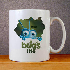 A Bugs Life Ceramic Coffee Mugs