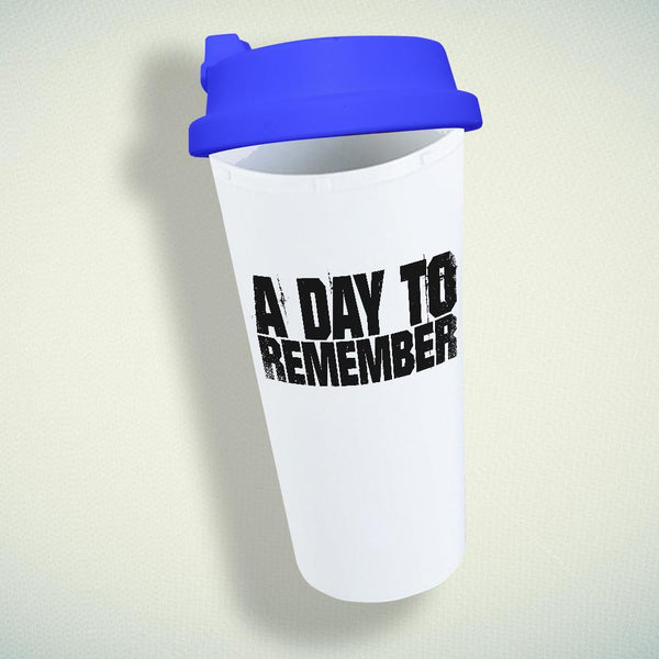 A Day To Remember Double Wall Plastic Mug