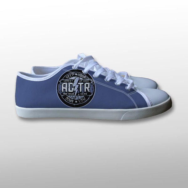 A Day To Remember Keep Your Hopes Canvas Shoes