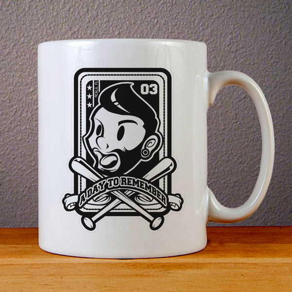 A Day to Remember New Album Cover Ceramic Coffee Mugs