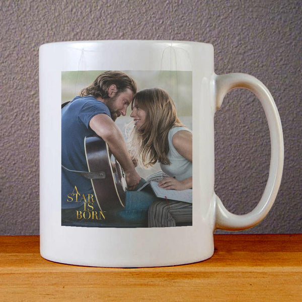 A Star is Born Ceramic Coffee Mugs