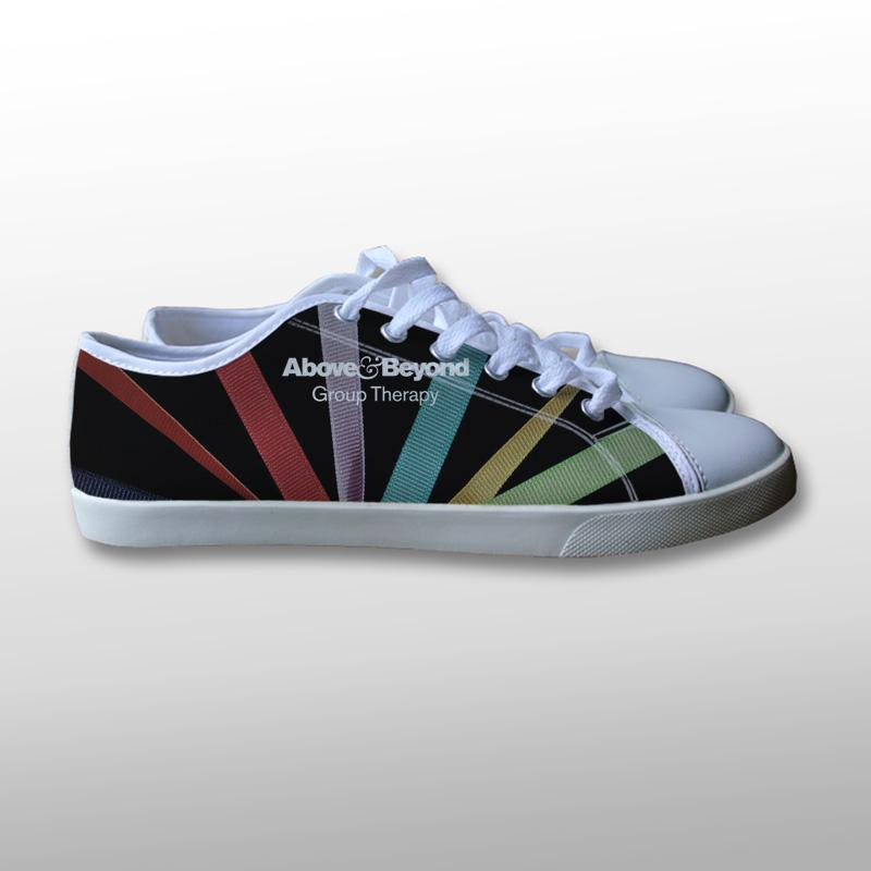 Above and Beyond Canvas Shoes