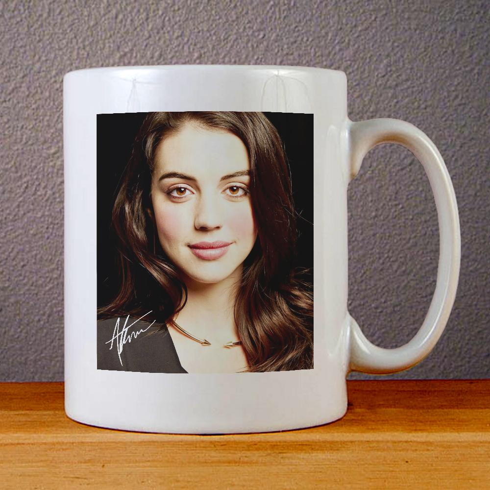 Adelaide Kane Ceramic Coffee Mugs