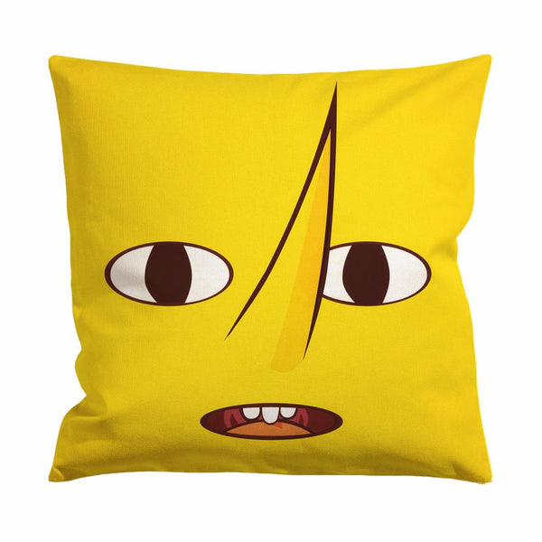 Adventure Time Earl of Lemongrab Cushion Case / Pillow Case