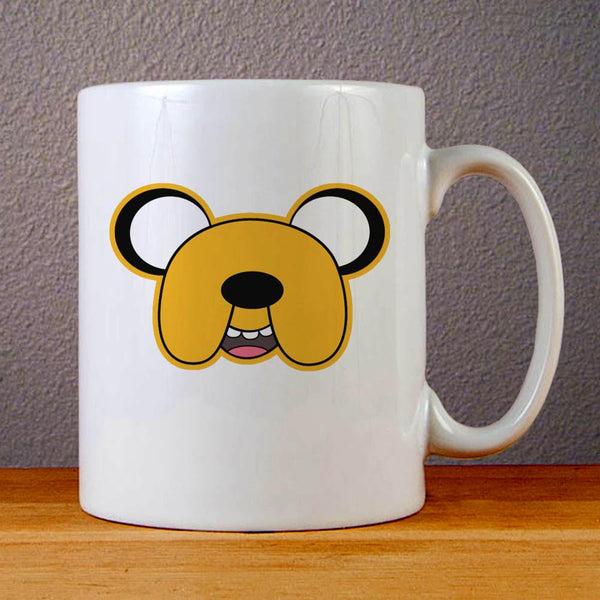 Adventure Time Finn Face Ceramic Coffee Mugs