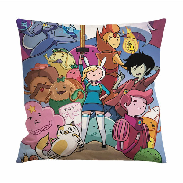 Adventure Time Fiona and Cake Comics Cushion Case / Pillow Case