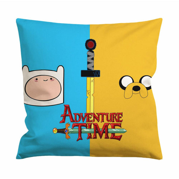 Adventure Time Jake And Finn Cushion Case / Pillow Case