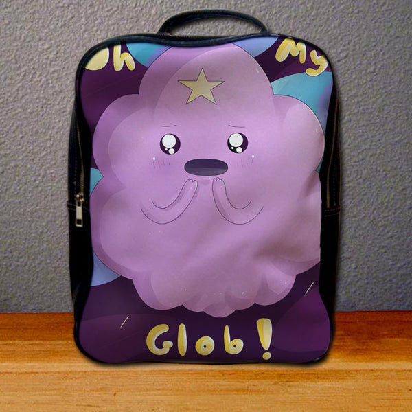 Adventure Time Princess Lumpy Space Backpack for Student