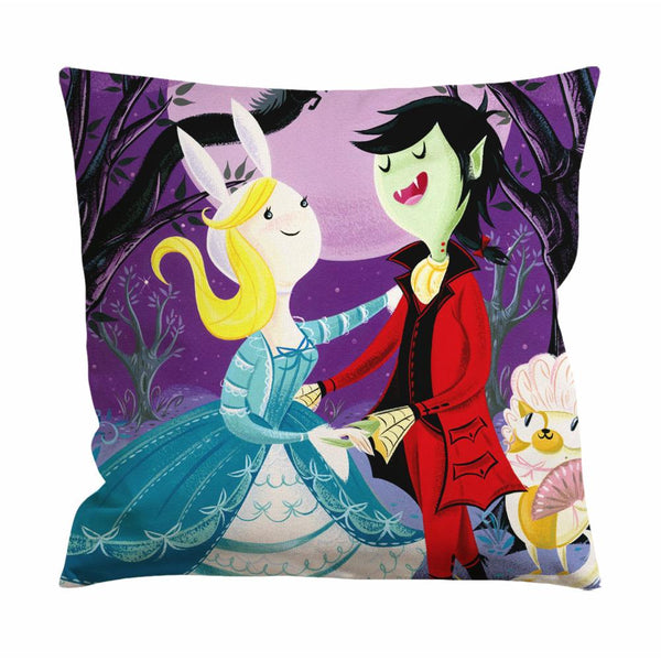 Adventure Time with Fionna Cake 2 Cover Cushion Case / Pillow Case