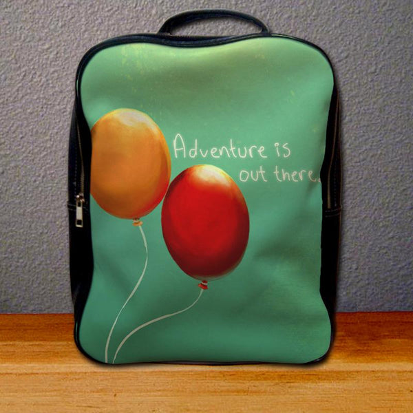 Adventure is Out There Backpack for Student
