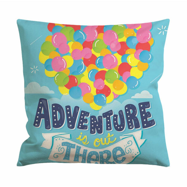 Adventure is Out There Pixar Disney Up Cushion Case / Pillow Case