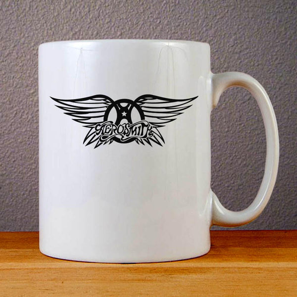 Aerosmith Band Logo Ceramic Coffee Mugs