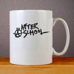 After School Logo Ceramic Coffee Mugs